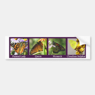 4Butterflies-PL-Q-Mon-Sul Adesivo Para Carro