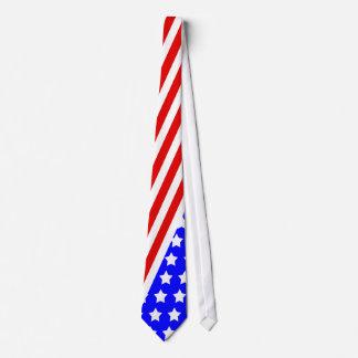 4o da gravata de julho, laço da bandeira americana