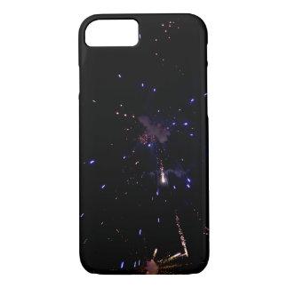 4o de capas de iphone pretas do fundo de julho