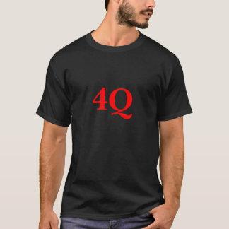 4Q camisa dos adolescentes t