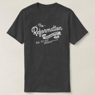500th Camisa do vintage da reforma do aniversário