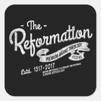 500th Etiquetas do vintage da reforma do