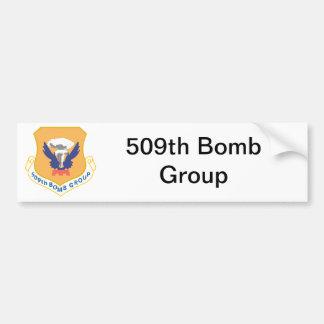 509th Insígnias do grupo da bomba Adesivo Para Carro