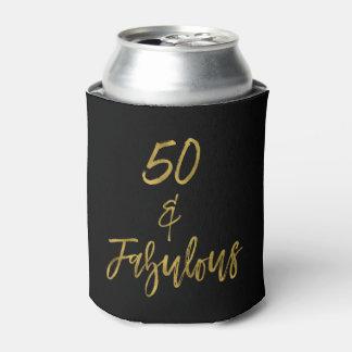 50 e o aniversário fabuloso da folha de ouro podem
