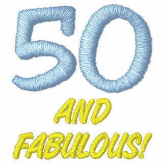 50 e pólo bordado fabuloso polo