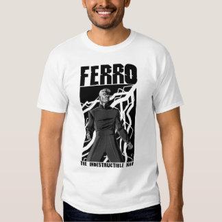 50 esquecido: Ferro Tshirt