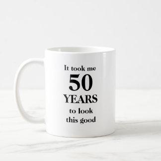 50TH caneca personalizable customizável do