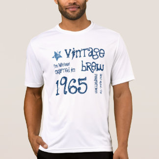 50th Fermentação 1965 do vintage do presente de Camiseta