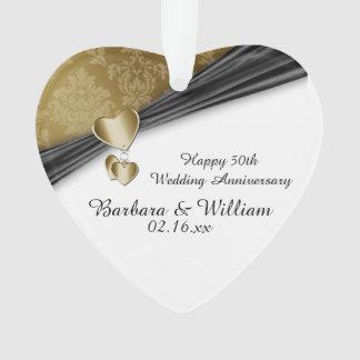 50th Lembrança do aniversário de casamento