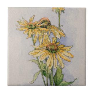 5331 Coneflowers amarelo