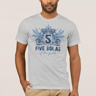 5 SOLAS CAMISETA