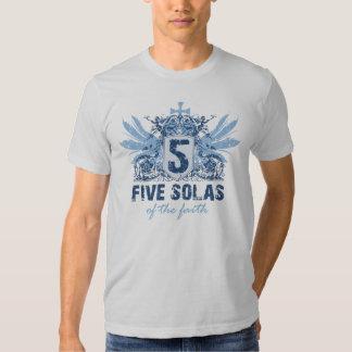 5 SOLAS TSHIRTS