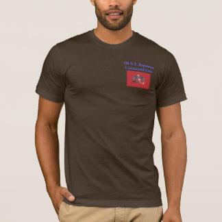 5o Camisa do regimento T de New York