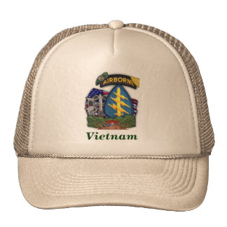 5os veterinários dos veteranos de Vietnam do grupo Boné