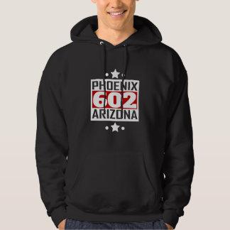 602 código de área de Phoenix AZ Moletom
