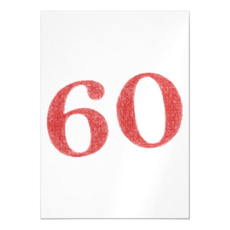 60 anos de aniversário