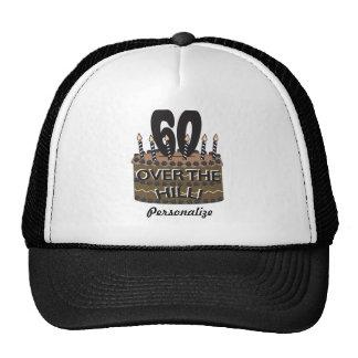 60 e sobre nome do aniversário | DIY do monte | o Boné