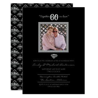 60th Aniversário de casamento - ADICIONE convites