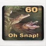 60th Aniversário Mouse Pad