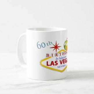 60th Caneca do aniversário de Las Vegas