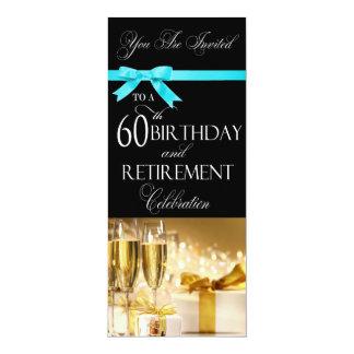60th Convite da combinação da aposentadoria do