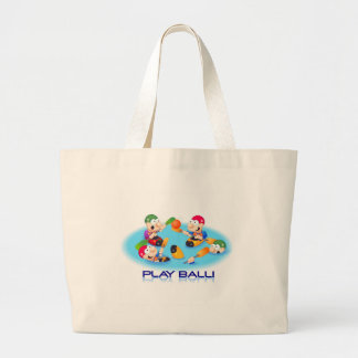 62_play_ball bolsas de lona