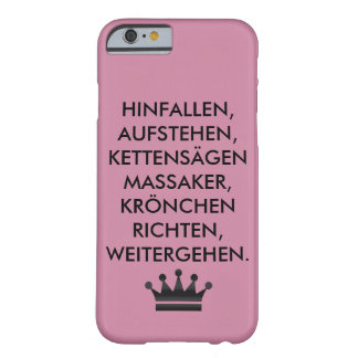 6/6s iPhone capa Krönchen