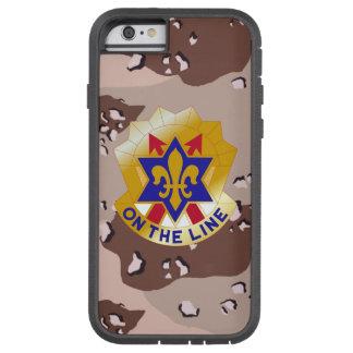 "6o Divisão de infantaria ""vista Seein sexto"" Camo Capa iPhone 6 Tough Xtreme"