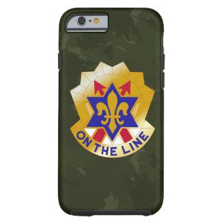 "6o Divisão de infantaria ""vista Seein sexto"" Camo Capa Tough Para iPhone 6"