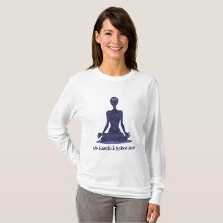 6o Guia interno da camiseta de Ajna do terceiro