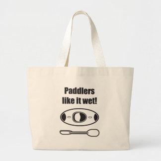 77. Paddlers Sacola Tote Jumbo