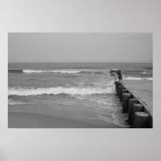 79.o Ilha do St. Long Beach, NJ Pôster