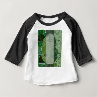 7 dimensões em um lugar camiseta para bebê
