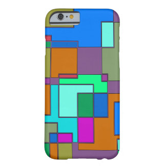 #826 CAPA BARELY THERE PARA iPhone 6