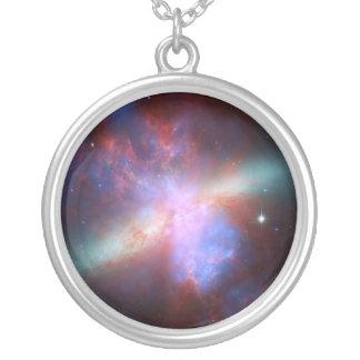 82 composto mais messier da galáxia M82 do charuto Pingentes