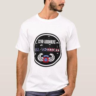 82nd Camisa transportada por via aérea