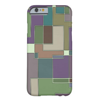 #846 CAPA BARELY THERE PARA iPhone 6