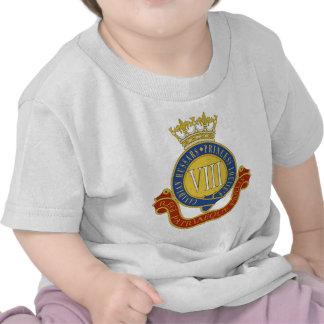 8o Hussars canadenses T-shirt