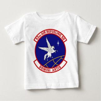 93rd Esquadrão do reabastecimento do ar - Domini Camiseta
