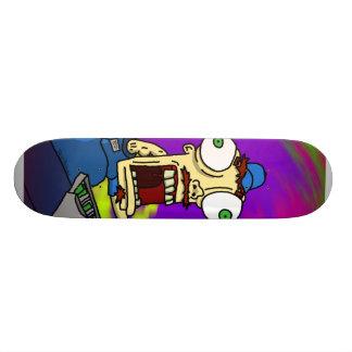 9-5 plataforma shape de skate 18,4cm