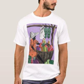 9 puramente holísticos camiseta
