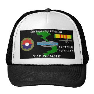 """9o Divisão de infantaria bonés """" SEGUROS"""" VELHOS d"""