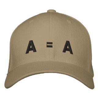 A = A BONÉ BORDADO