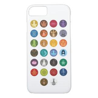 A a Z: Zen animal Capa iPhone 7