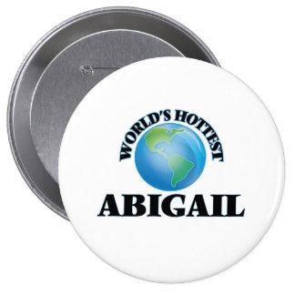 A Abigail a mais quente do mundo