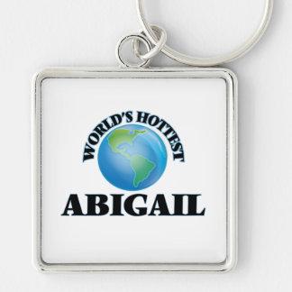 A Abigail a mais quente do mundo Chaveiro