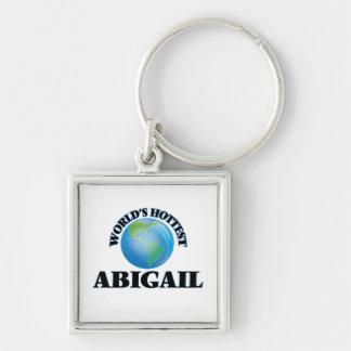 A Abigail a mais quente do mundo Chaveiros