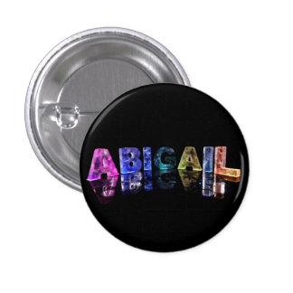 A Abigail conhecida nas luzes Bóton Redondo 2.54cm