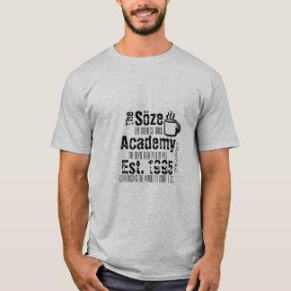 A academia de Söze - uma camisa de MisterP