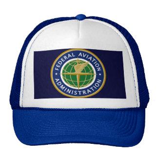 A Administração Federal de Aviação de FAA Boné